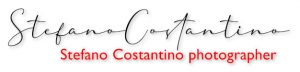 LOGO Stefano Costantino photographer