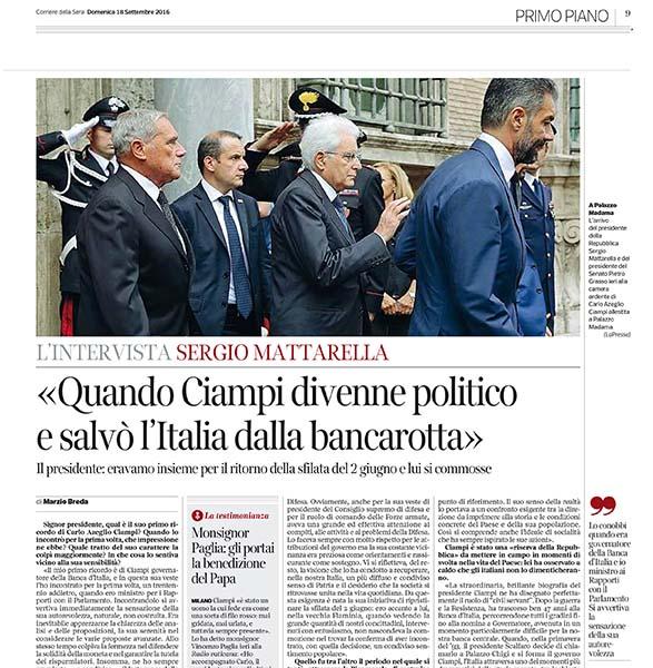 Corriere della Sera 18092016