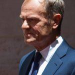 Donald Tusk a Roma