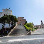 Campidoglio - Il lockdown per l'emergenza Coronavirus / Covid-19 in Italia