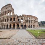 Colosseo - Il lockdown per l'emergenza Coronavirus / Covid-19 in Italia
