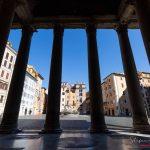 Pantheon - Il lockdown per l'emergenza Coronavirus / Covid-19 in Italia