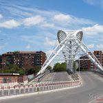 Ponte Settimia Spizzichino - Il lockdown per l'emergenza Coronavirus / Covid-19 in Italia