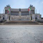 Vittoriano - Il lockdown per l'emergenza Coronavirus / Covid-19 in Italia