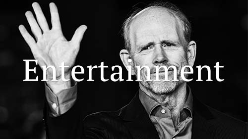 entertainment ron howard