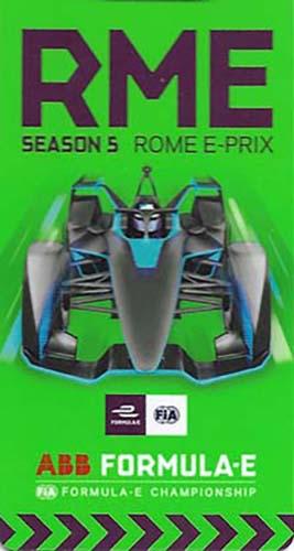 Rome E-Prix 2019