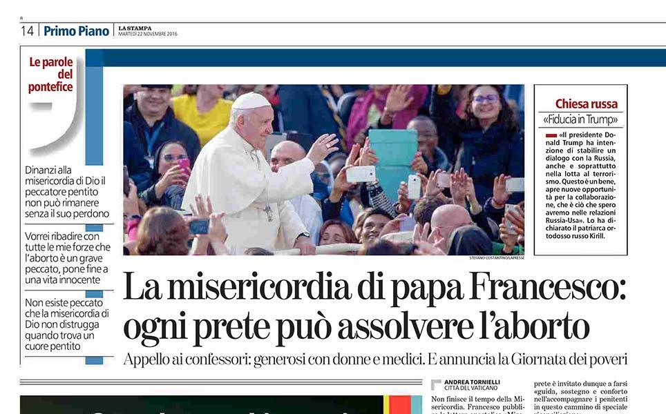 La Stampa 22112016