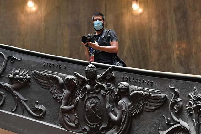 stefano costantino musei vaticani