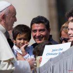 Papa Francesco e Greta Thunberg- Vaticano